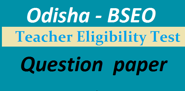 OTET question paper